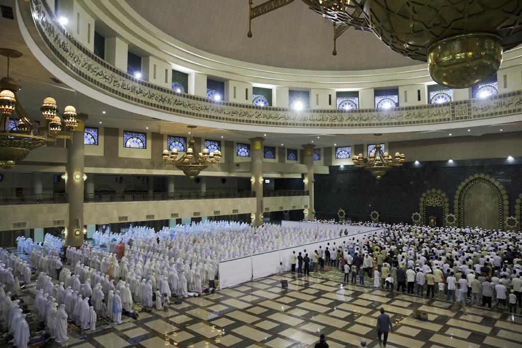 Rindu Masjid: Masjid Islamic Center Samarinda – Kalimantan Timur
