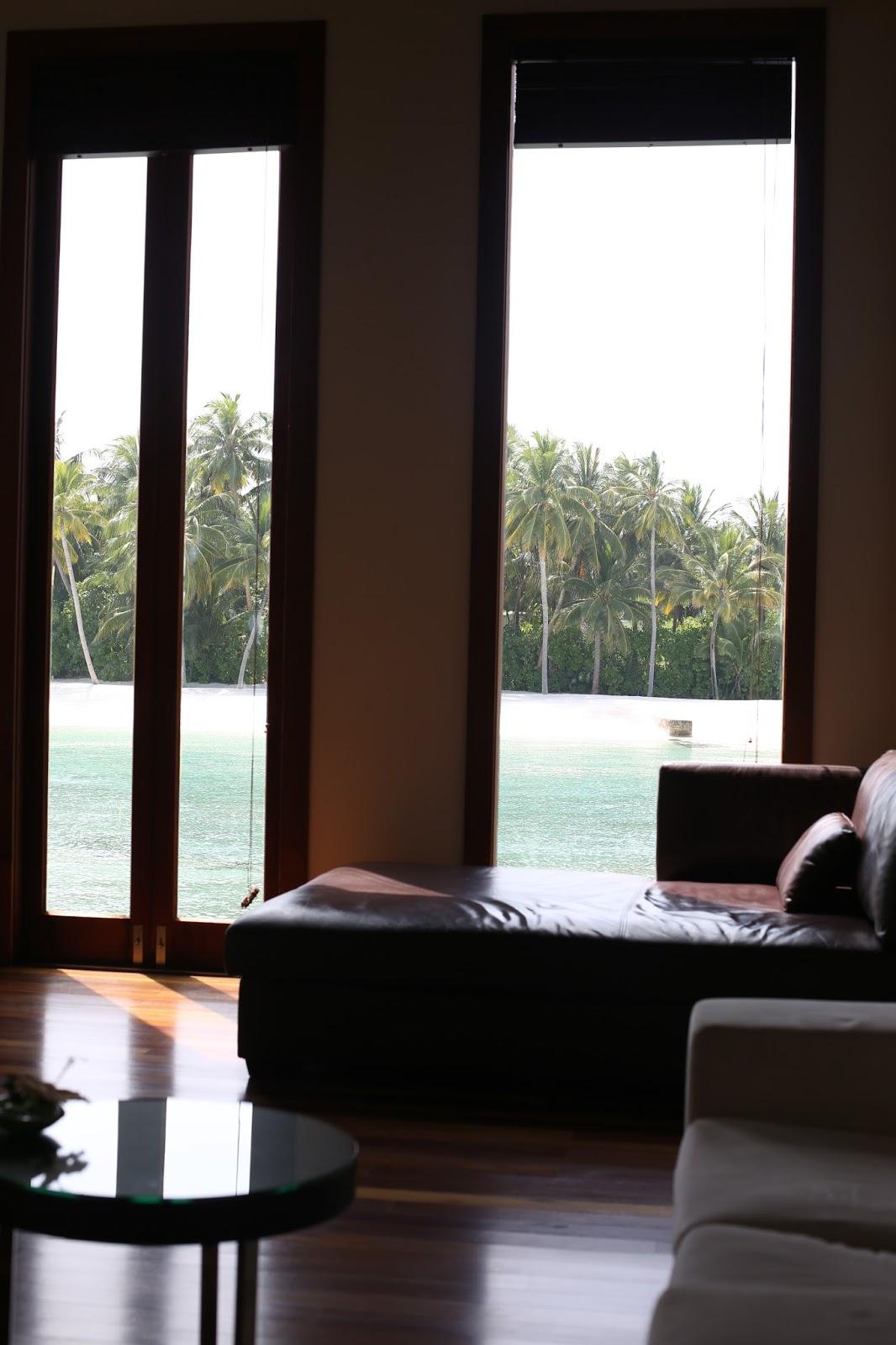 conrad maldives spa