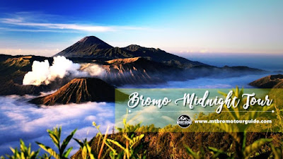 Mount Bromo private tour by midnight