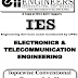 IES: Engineering Services Examination - UPSC Electronics and Telecommunication ENGINEERING Topic-wise Conventional Questions Material PDF