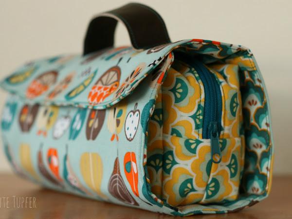 Taschenspieler 4 Sew Along - Rollup Tasche