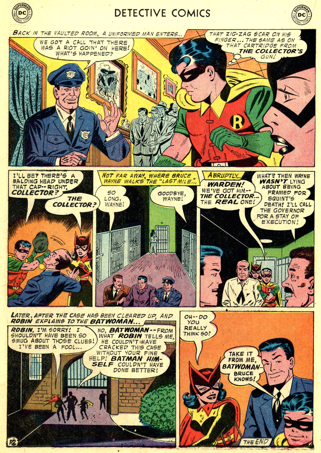 Read online Detective Comics (1937) comic -  Issue #249 - 14