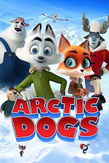 Arctic Dogs - HDRip Dual Áudio