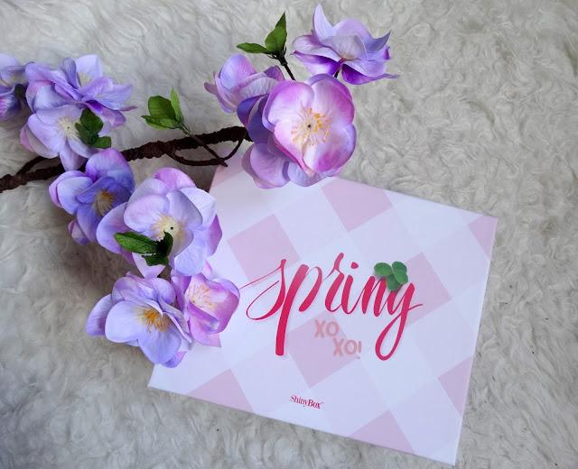 ShinyBox Spring xoxo - kwiecień 2016