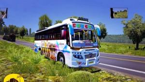 Ashok Leyland Viking V2 Cee Cee Bus Skin