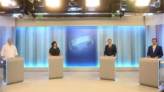Candidatos se posicionam após debate