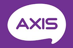 Cara Tembak Paket Axis 12 GB Rp. 1 Rupiah Terbaru