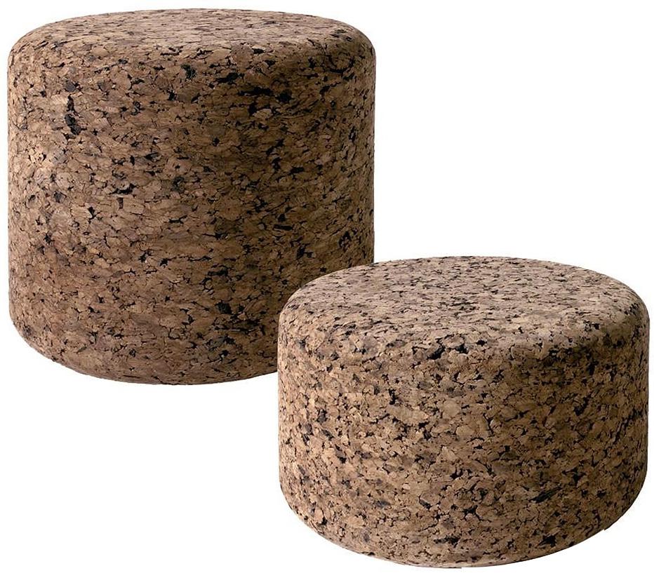 Cork Furniture: CORK-stools, All Colors