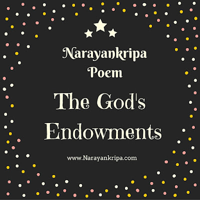 Image for Poem: The God's Endowments