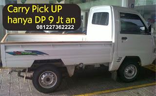 Carry Pick Up Jogja DP 9 Jutaan