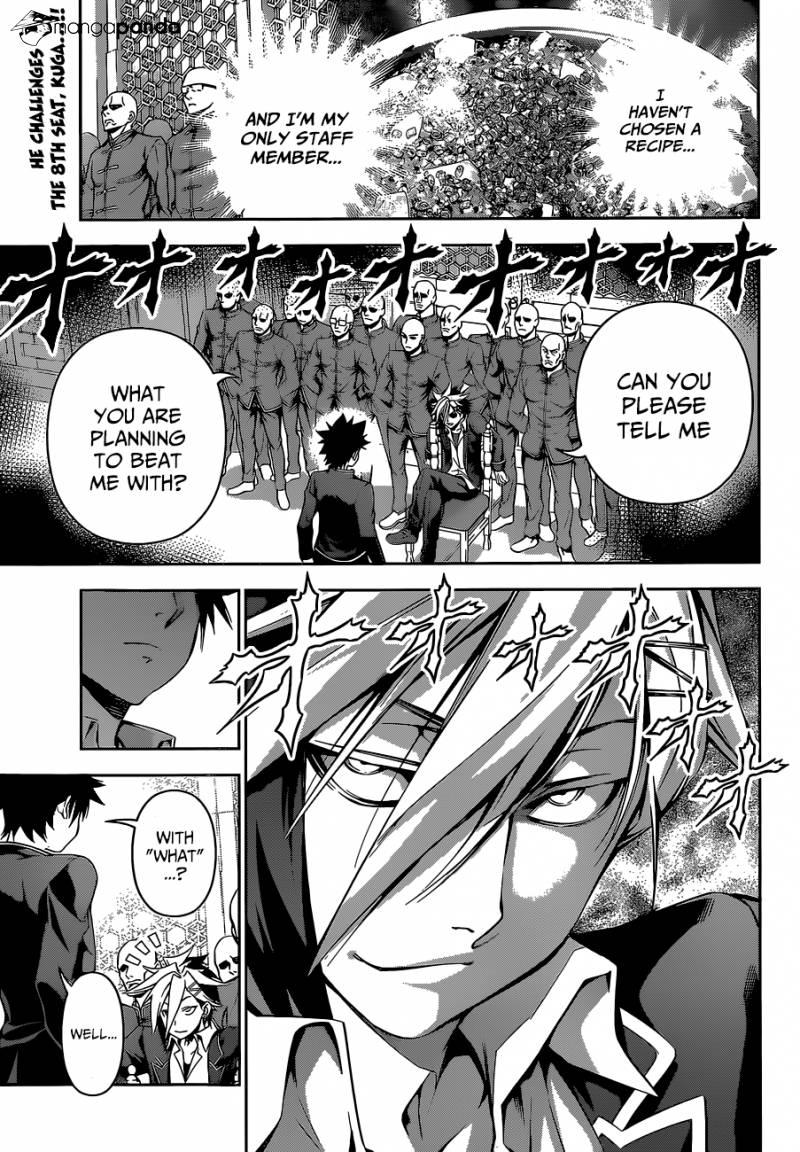 Shokugeki no Soma - Chapter 144