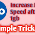 How To Increase JIO Speed Without Recharge?