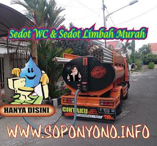 Layanan Sedot WC Asemrowo Surabaya 085732358519