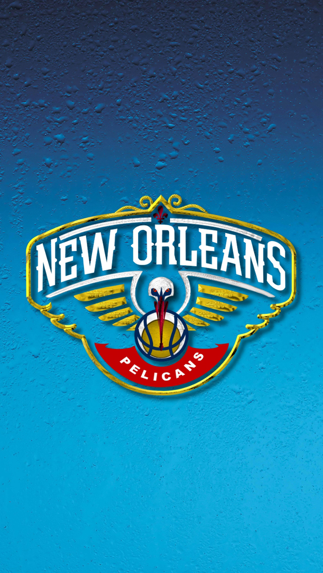 New Orleans Pelicans Iphone 5 Wallpapers