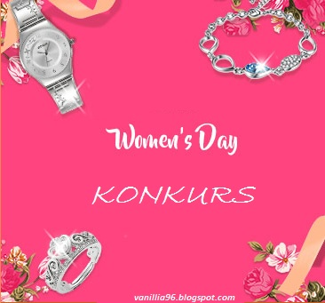 Happy Women's Day - GIVEAWAY!