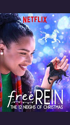 Free Rein The Twelve Neighs Of Christmas 2018 Custom HD Dual Latino