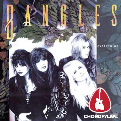 Lirik dan chord Eternal Flame - The Bangles