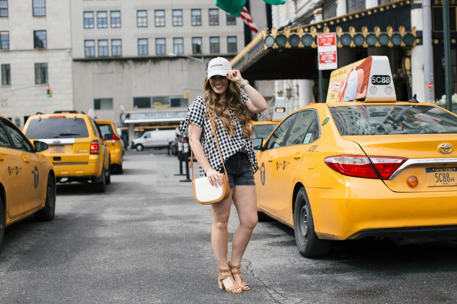 Trend Spin Linkup - Prints & Patterns with Express by fashion blogger Laura of Walking in Memphis in High Heels
