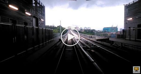 MRT Mutiara Damansara ke Pusat Bandar Damansara
