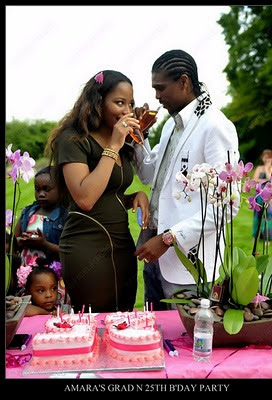 amarakanu+lindaikejiblog.jpg1 Photos from Kanu Nwankwos wifes 25th birthday and graduation