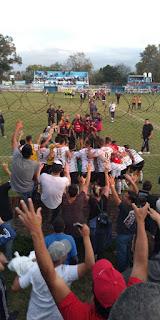 Primera C: Deportivo Armenio se quedó con el segundo ascenso y jugará en la B Metropolitana