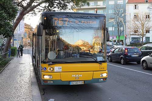 767 Lisbon Bus.