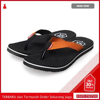 EAR651 sandal SM Orange | BMGShop