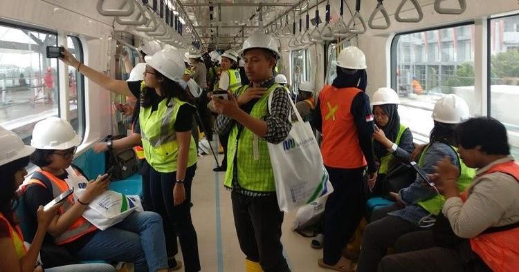 Cara Naik Mrt Jakarta Informasi Harga Tiket Rute Jadwal