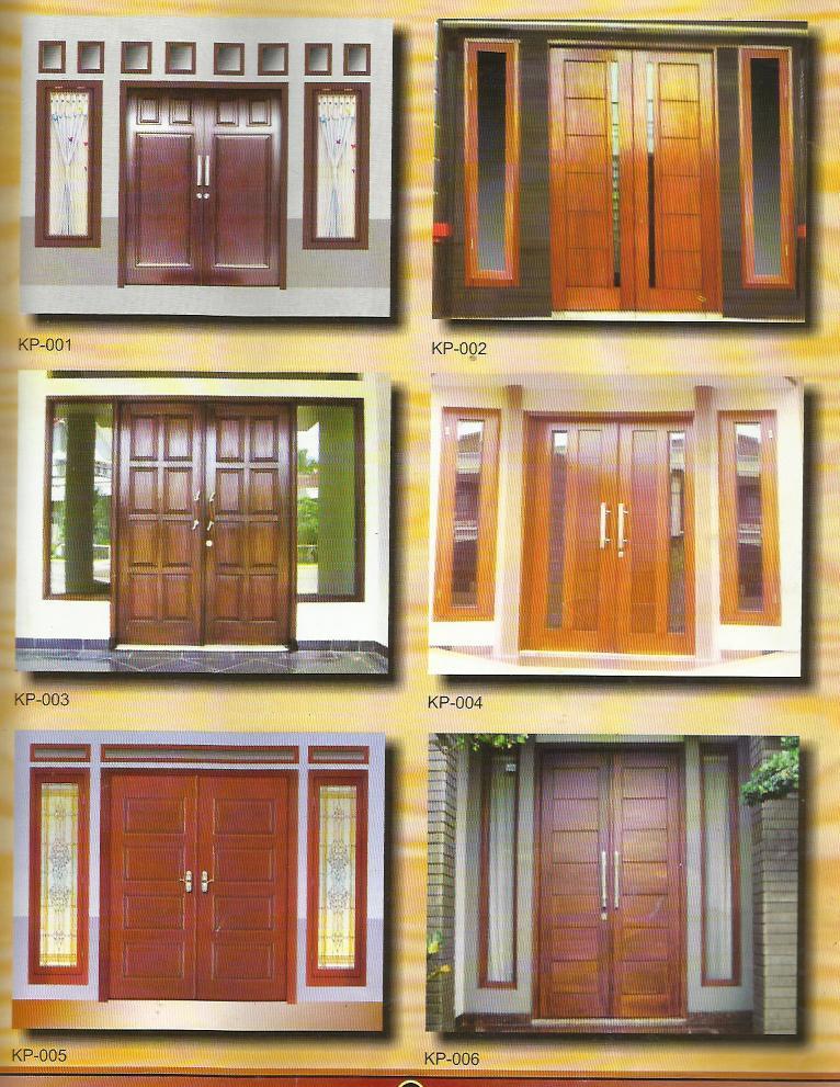 43+ Desain Rumah 2 Pintu Depan Dan Samping Gif | SiPeti
