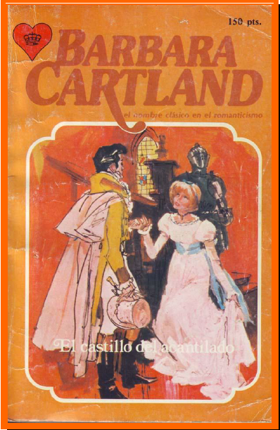El Castillo del Acantilado – Barbara Cartland