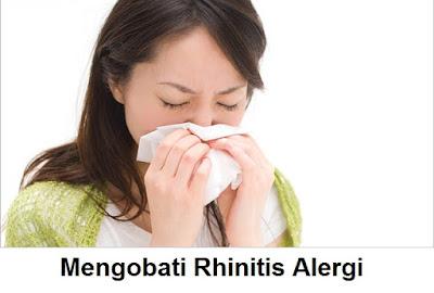 bahaya rhinitis alergi : penyebab, gejala dan cara mengobati alergi rinitis akut dan kronis pada hidung