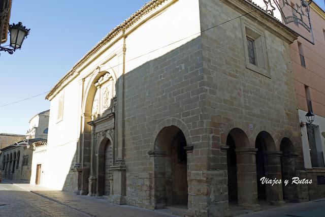 Iglesia de la Concepción y Mercado de Abastos, Baeza