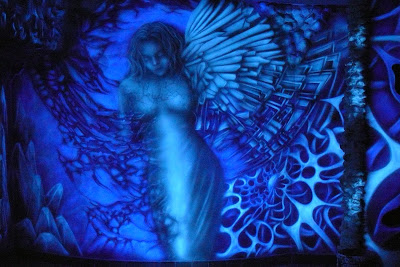 Malarstwo ścienne, malowanie farbami akrylowymi obrazów na ścianie ,artystyczne malowanie ścian