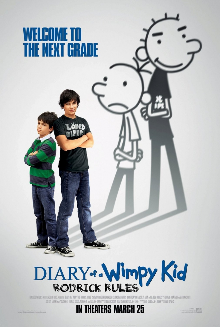 Lord Popcorn: Movie Synopsis - Diary of a Wimpy Kid ...