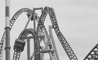 Roller coaster Ups and Downs