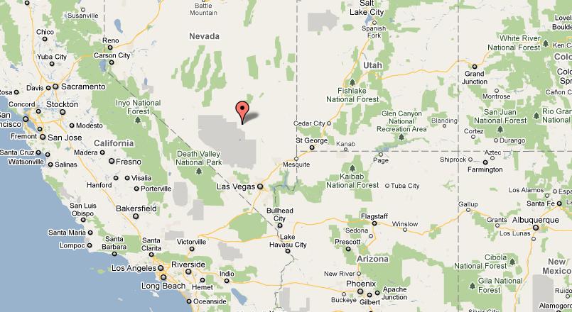 Wo Liegt Die Area 51