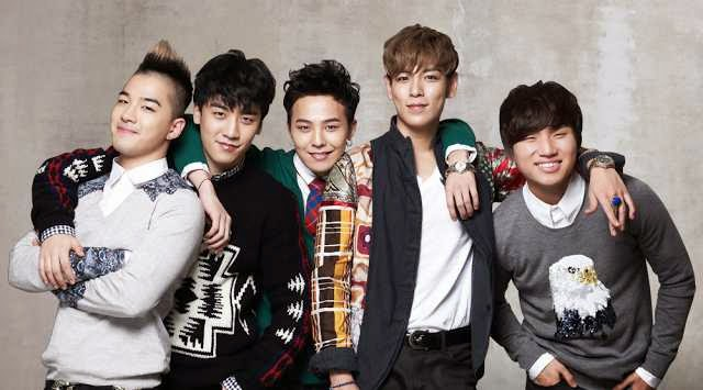 Boyband Big Bang