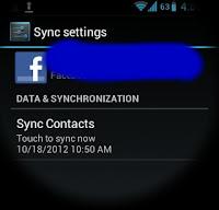 Facebook Sync for CM9 / CM10