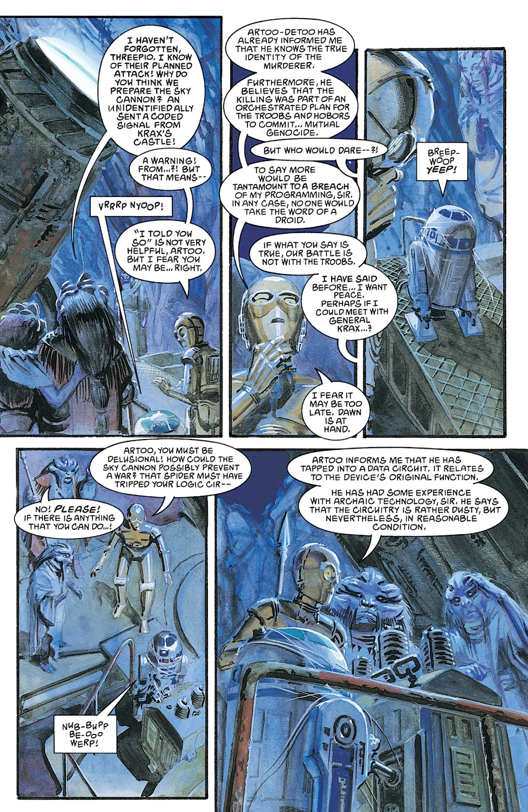 Read online Star Wars Legends Epic Collection: The Empire comic -  Issue # TPB 5 (Part 5) - 25
