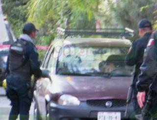 Ejecutan a balazos a un conductor en Zamora Michoacan