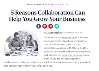 Not sure collaboration is for you Here are 5 reasons to go for it