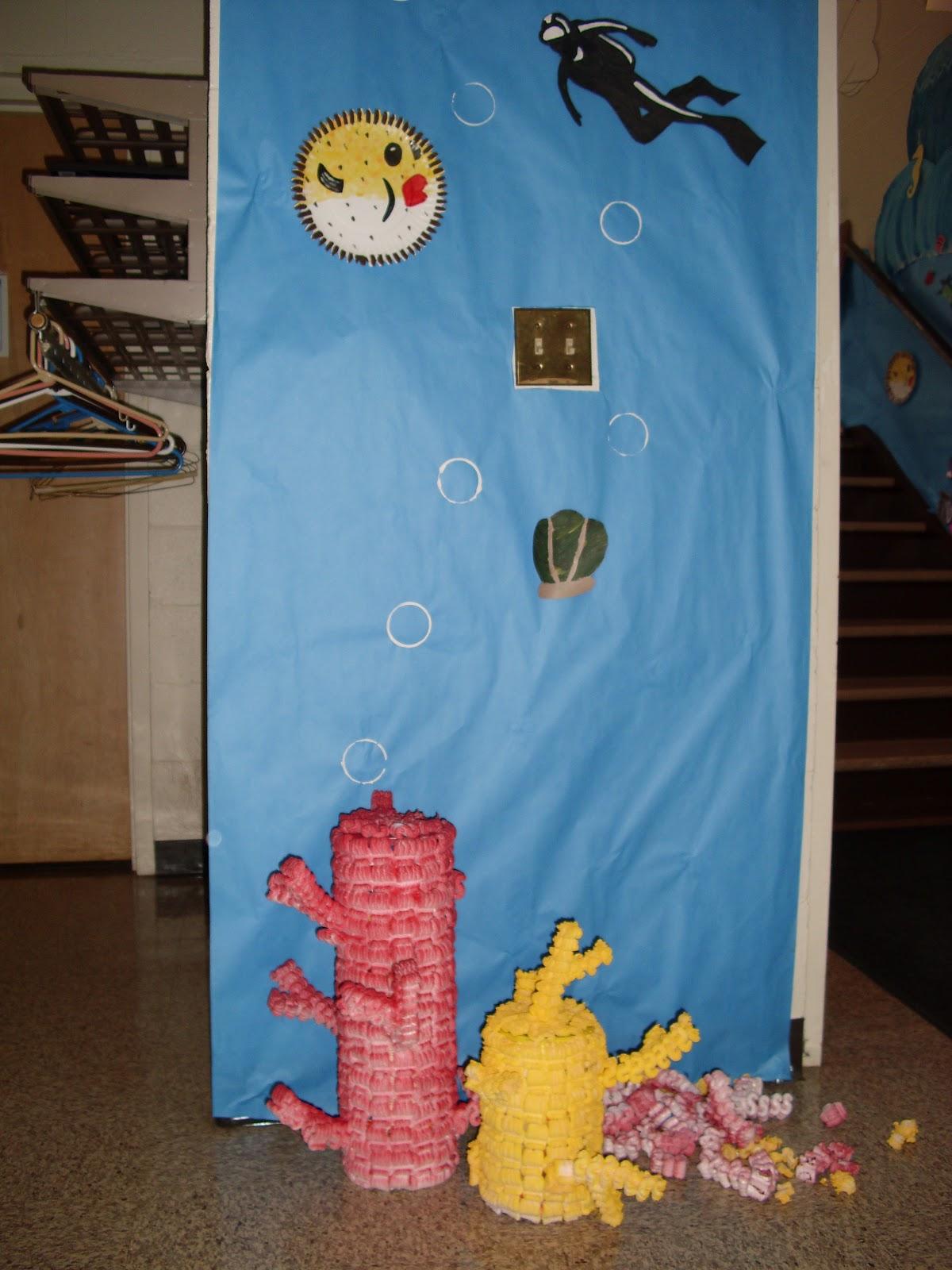 MixingItUp Vacation Bible School Ideas For Underwater