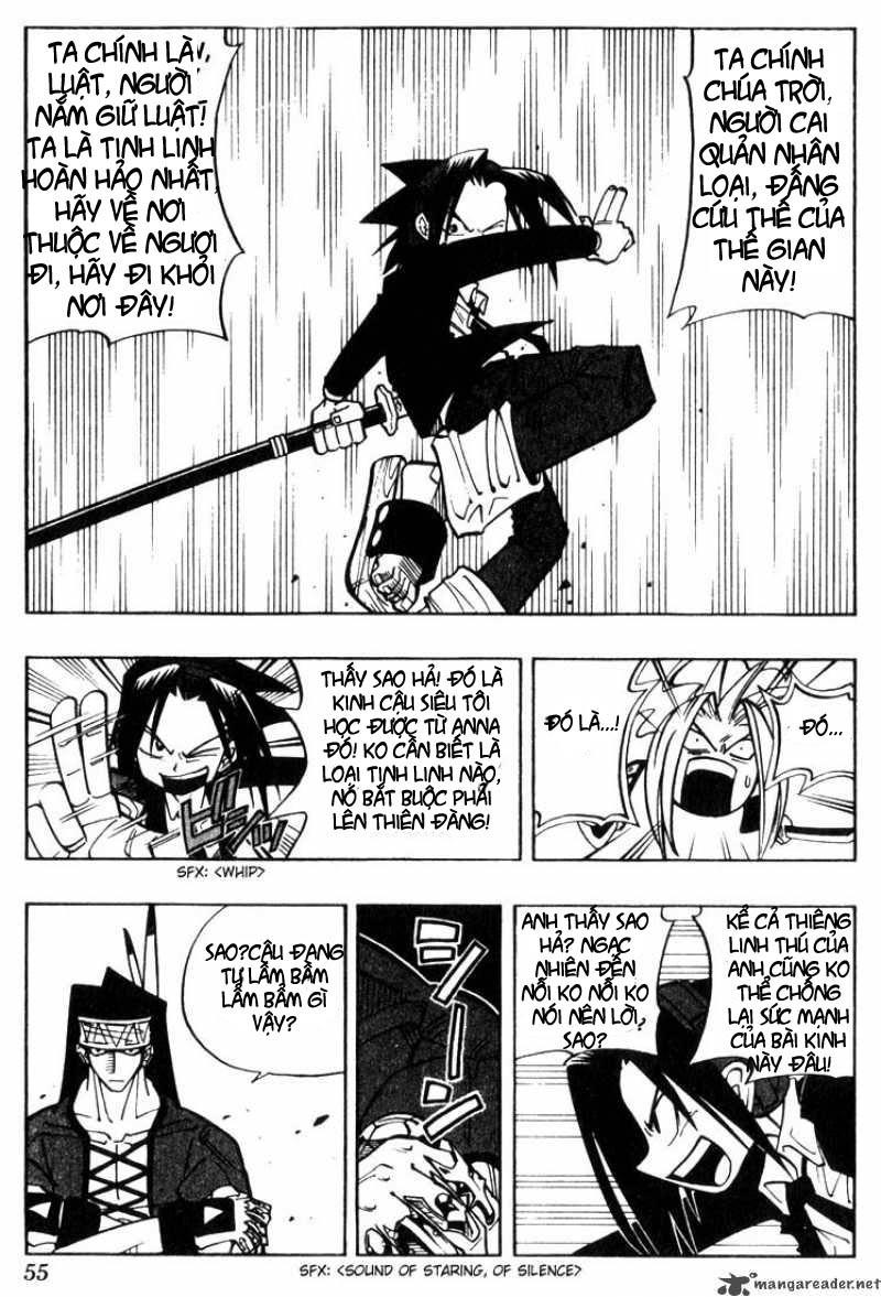 Shaman King [Vua pháp thuật] chap 29 trang 7