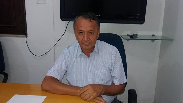 Francisco da Silva Almeida, diretor da Feira da Beleza de Imperatriz