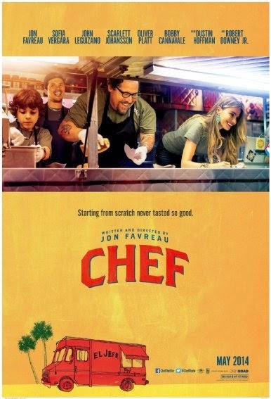 Download Films Chef (2014) BluRay 720p