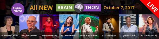 Join the ALL NEW Live Brain-a-Thon 2017 (#brainathon)