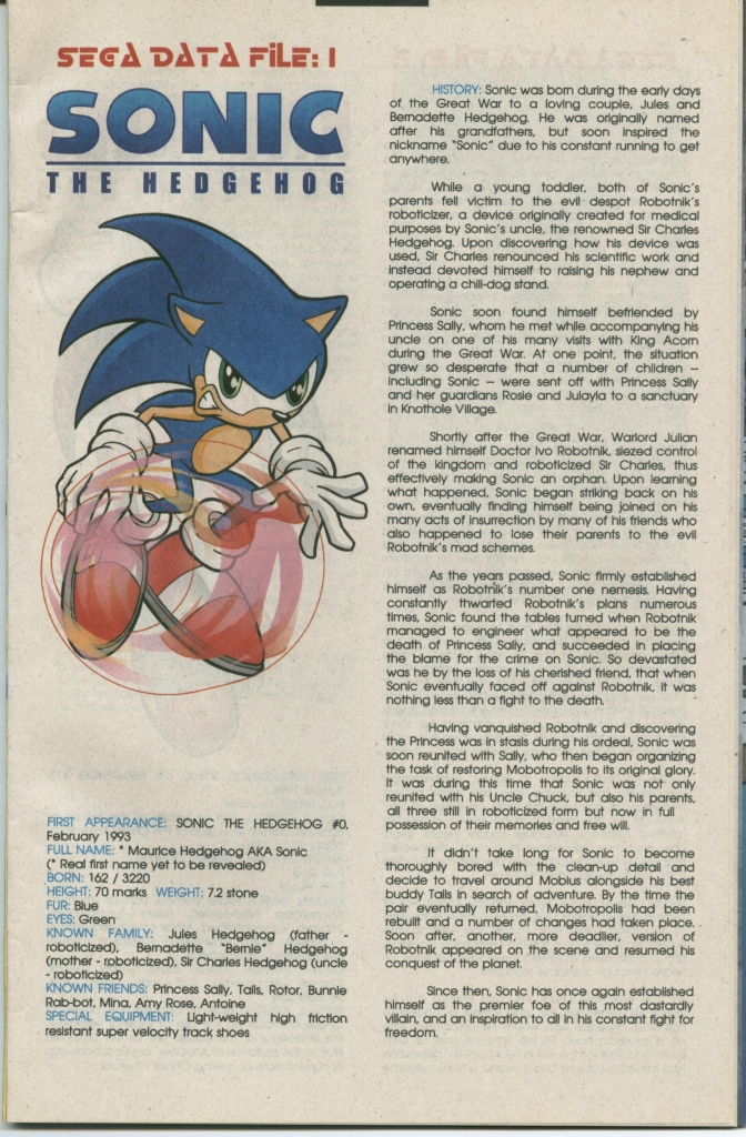 Read online Sonic The Hedgehog comic -  Issue #112 - 17