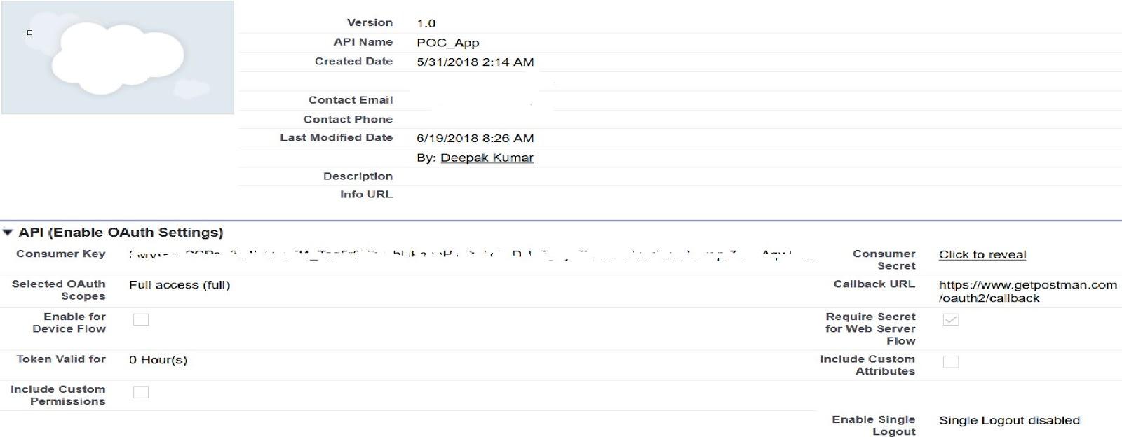 salesforce hands-on: Chrome postman for Rest API testing using