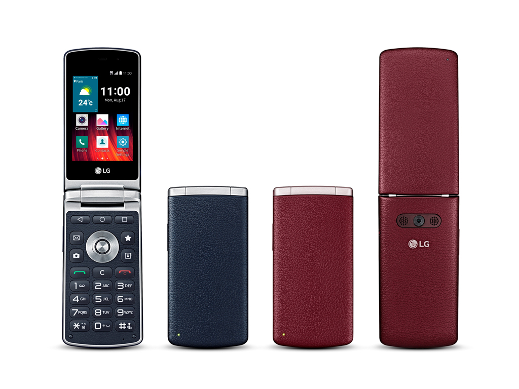 LG Wine Smart Android Lollipop Phone