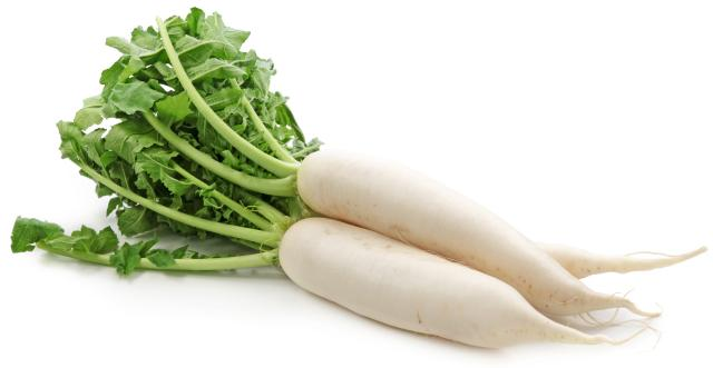 Amazing Benefits Of White Radish Leaves for Many Diseases